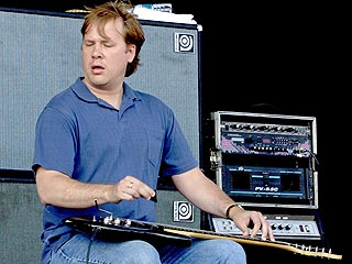 'Angel Eyes' Guitarist Jeff Healey Dies