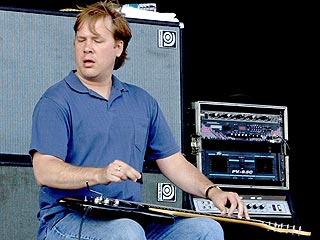 'Angel Eyes' Guitarist Jeff Healey Dies