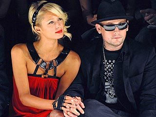 Paris Says She's 'In Love' with Benji Madden