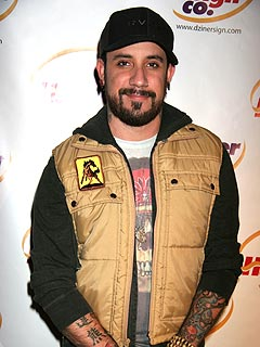 A.J. McLean: I Can Finally Speak My Mind