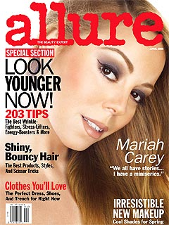 Mariah Carey: 'I've Always Had Low Self-Esteem'