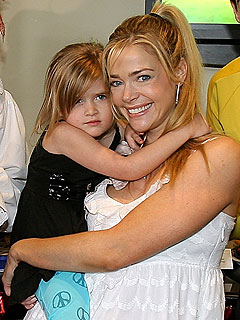 Denise Richards: Daughters Are Excited About Charlie Sheen's Sons