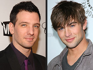 JC Chasez Calls Chace Crawford Rumors &#39;Annoying&#39;
