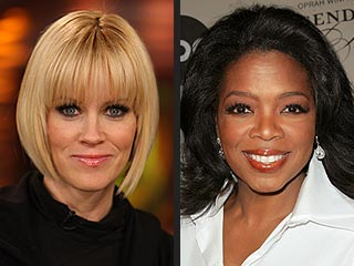 Oprah Winfrey to Launch Jenny McCarthy Talk Show