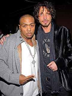 Timbaland Calls Collaboration with Chris Cornell His 'Best Work'