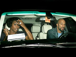 Serena Williams & Common's Cozy Miami Weekend