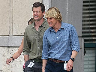Florida Newsroom Swoons Over Owen Wilson & Eric Dane