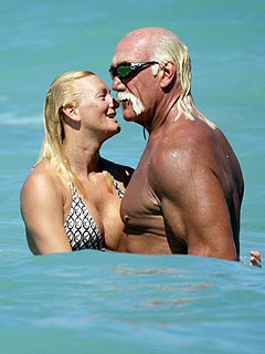 Hulk Hogan 'Very Happy' with New Girlfriend