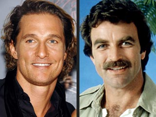 Report: Matthew McConaughey to Play Magnum
