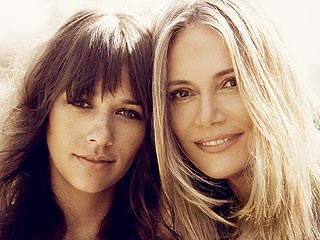 Like Mother, Like Daughter: Rashida Jones & Peggy Lipton