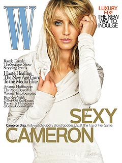 Cameron Diaz Says, 'I'm in Love with Love'