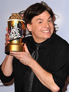 Mike Myers: Guru of the MTV Movie Awards