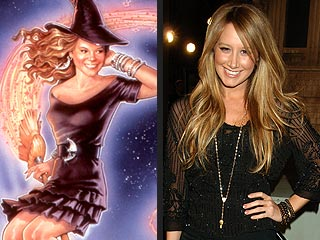 Ashley Tisdale – Good Witch or Bad Witch?