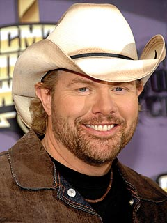 Surprise! Toby Keith Likes Clinton and Obama