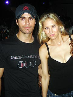 Enrique Iglesias Trying to Marry Anna Kournikova