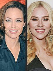 Angelina Jolie, Scarlett Johansson Cannes-Do French Fest