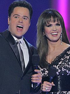 Donny & Marie Osmond Las Vegas -Bound