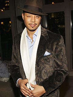 Terrence Howard Debuts His Album at Listening Session