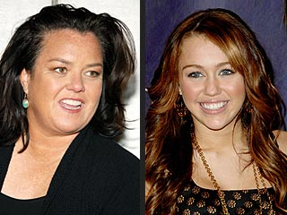 Rosie O'Donnell: 'Leave Miley Cyrus Alone'