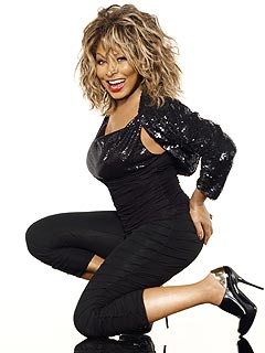 EXCLUSIVE PHOTO: Tina Turner's Pre-Tour Body