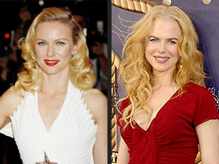 Naomi Watts: Nicole and I 'Compare Notes' on Pregnancy