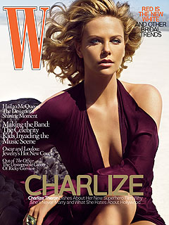 Charlize Theron: Happily Unmarried