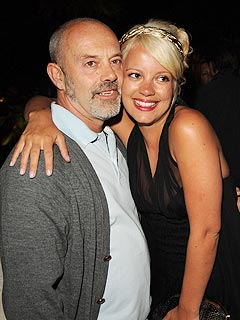 Lily Allen's Dad Makes 'Explosive' Diana Film