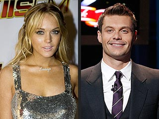 Ryan Seacrest: 'I Like What I've Heard' of Lindsay Lohan's New Music