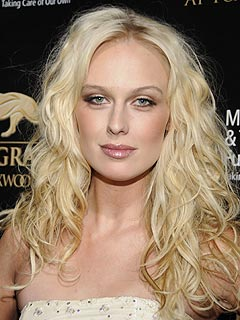 Top Model CariDee English Treated for Dehydration