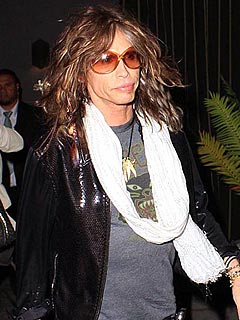Steven Tyler: I Went to Rehab for Foot Surgery