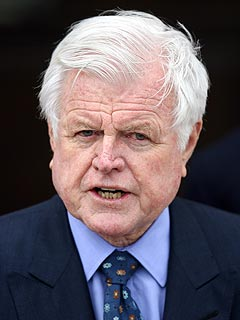 Senator Ted Kennedy Hospitalized