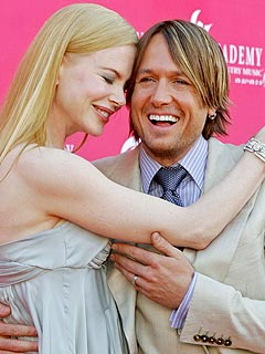 Keith Urban's Big Birthday Sing-A-Long for Nicole Kidman