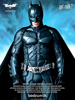 Holy Milk Mustache, Batman!