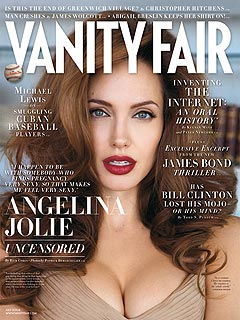 Angelina Jolie: Pregnancy Makes Me Feel 'Sexy'