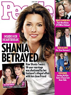 The &#39;Other Woman&#39; in Shania Twain Split Speaks