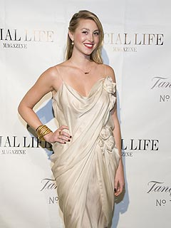Whitney Port Dishes on The Hills