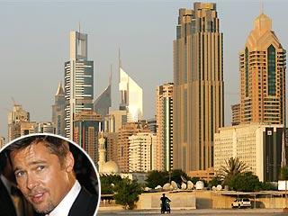 Brad Pitt to Design Dubai Hotel