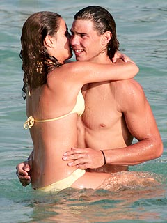 Tennis Hotshot Rafael Nadal Has a Secret Girlfriend