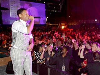 Will Smith & DJ Jazzy Jeff Reunite for Hancock Premiere