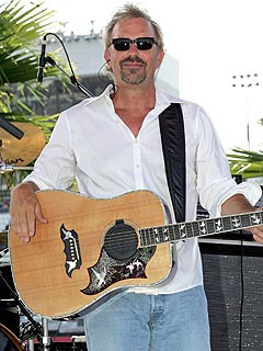 Kevin Costner Goes Country with a New Album