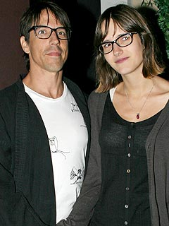 Anthony Kiedis & Girlfriend Split