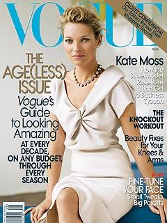 Kate Moss Enjoys Tycoon Role