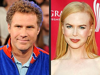 Will Ferrell&#39;s (Joking) Advice to Nicole Kidman