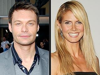 Ryan Seacrest, Heidi Klum To Host Emmys