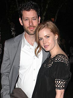 Amy Adams Engaged to Actor Boyfriend