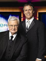 ebert amp roeper to leave at the movies tv news richard