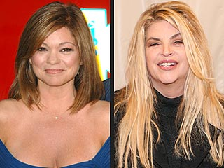 Valerie Bertinelli Defends Kirstie Alley's Weight