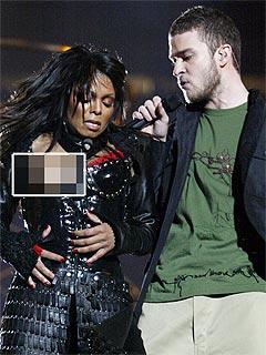 Janet Jackson's 'Wardrobe Malfunction' FCC Fine Tossed