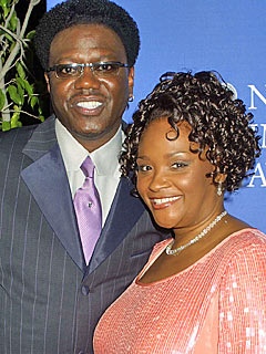Bernie Mac's Widow Sues Doctor for Wrongful Death