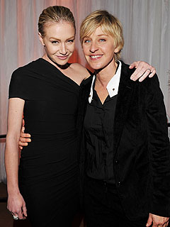 Ellen and Portia Get Married
